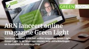 ARN lanceert online platform Green Light
